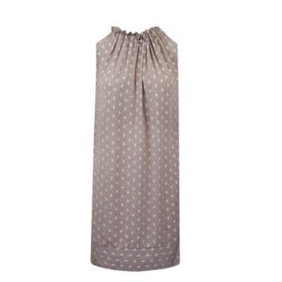 Halterjurk Rika oud roze pink trendy zomer jurken dames kleding musthave fashion jurk kopen dresses bestellen