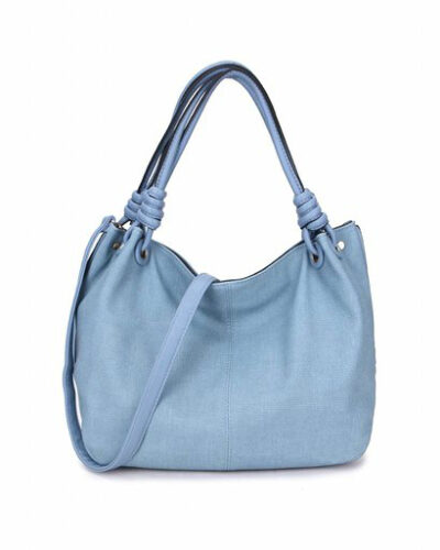 Handtas-Spiral-blauw blauwe-kunstleder-tassen-dames-tas-itbags-look-a-like-bags-musthave-dames-tassen-goedkope-guiliano-online-