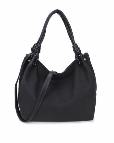 Handtas-Spiral-zwart-zwarte-kunstleder-tassen-dames-tas-itbags-look-a-like-bags-musthave-dames-tassen-goedkope-guiliano-online-