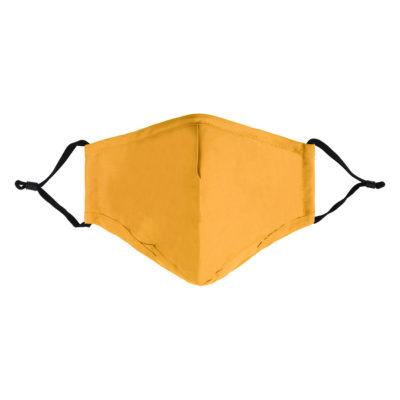 Mondkapje Simple Fashion geel gele mondkapjes mondmaskers bescherming corona verplicht kopen bestellen trendy