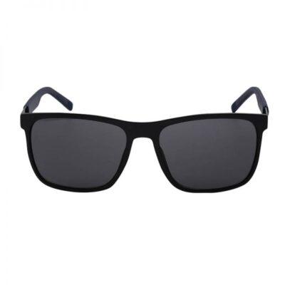 Zonnebril Strict Lady blauw blauwe strak montuur trendy fashion dames zonnebrillen goedkope bril end