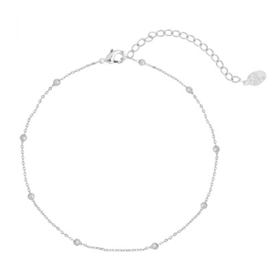 Enkelbandje Beads zilveren zilver kopen