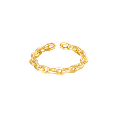 RIng Connected Chains gouden goud ring kopen