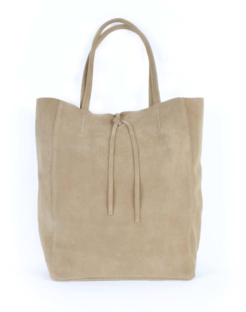 Suede-Shopper-Simple-beige-ruime-leren-suede-shoppers-koordje-trends-kopen-giuliano-tassen-kopen