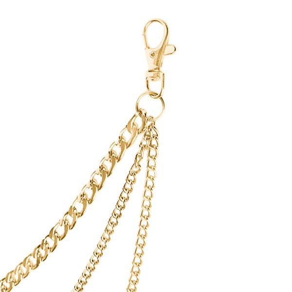 Gouden Riem ketting Chain It goud kettingen voor riemen riemketting riem belt accessoires kopen