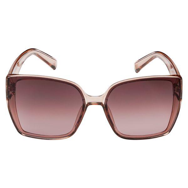 Zonnebril ster oud roze pink vierkante dames zonnebrillen ster stud zijkanten trendy festival brillen musthaves kopen bestellen yehwang voor